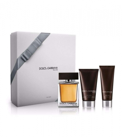 Dolce&Gabbana 'The One For Men' Trio Gift Set