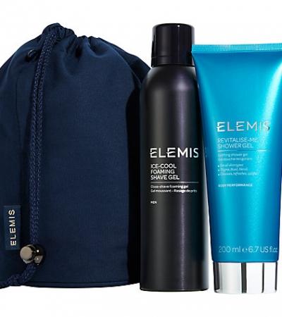 Elemis The Gentle Man Bath & Body Gift Set