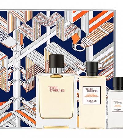 HERMÈS Terre D'Hermès 100ml Eau De Toilette Fragrance Gift Set