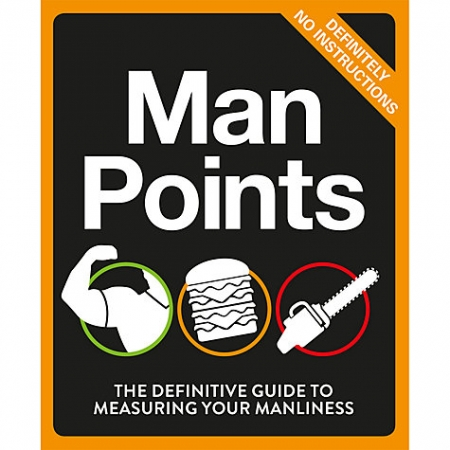 Man Points Book