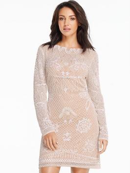 Michelle Keegan Embellished Mini Dress
