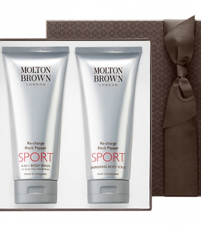 Molton Brown Re Charge Black Pepper Sport Bath & Body Gift Set