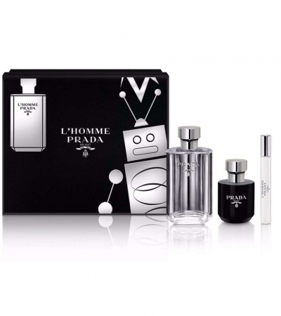 Prada 'L'Homme Prada' Christmas Gift Set