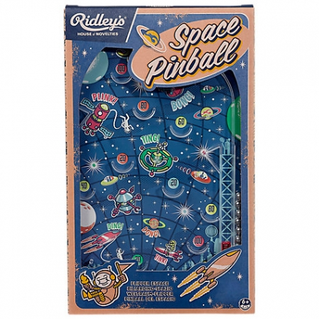 Ridley's Space Pinball