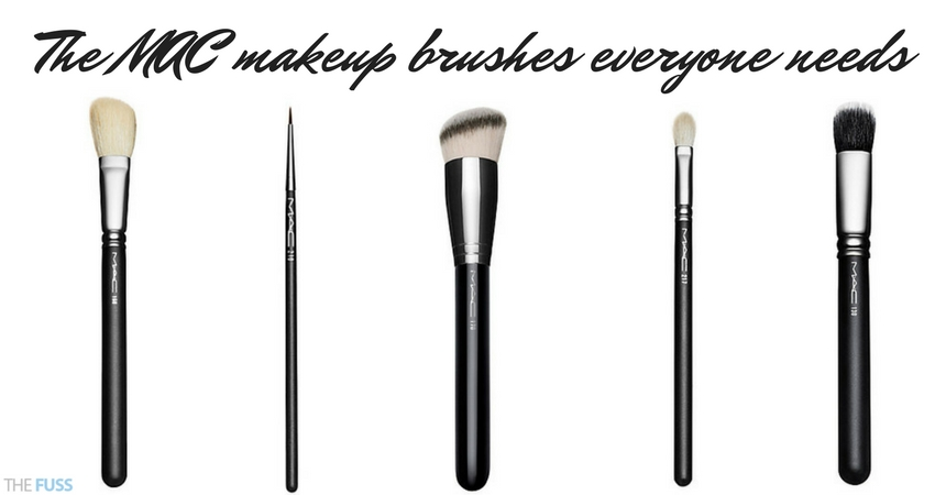 Iets Nieuws MAC must-haves: 10 of the best brushes you need in your kit - The Fuss &SY53