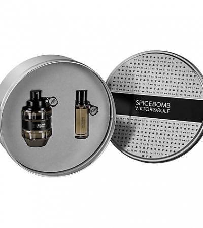 Viktor & Rolf Spicebomb 90ml Eau De Toilette Fragrance Gift Set