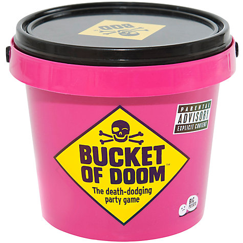 Big Potato Bucket Of Doom Game