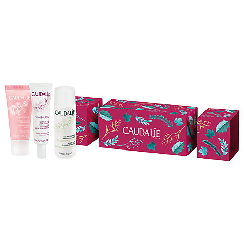 Caudalie Vinosource Christmas Cracker Skincare Gift Set
