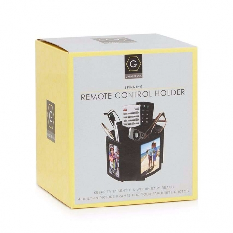 Gadget Co Spinning Remote Control Holder