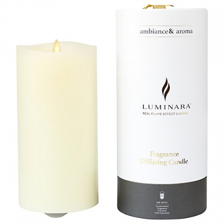 Luminara Fragrance Diffusing Candle