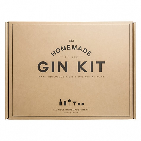 Men's Society Homemade Gin Kit
