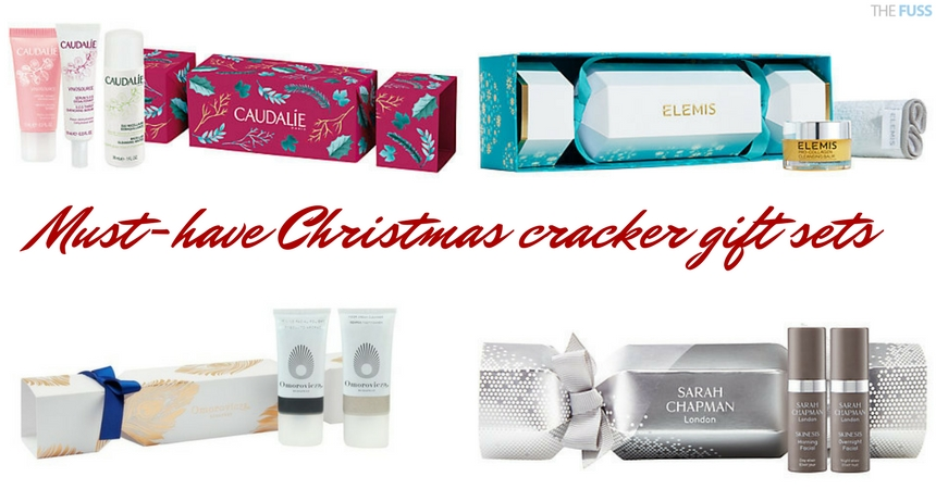 Must-have Christmas Cracker Gift Sets TheFuss.co.uk