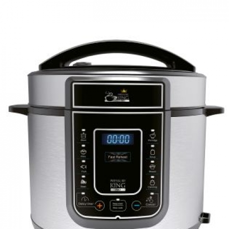 Pressure King Pro Digital 12 In 1 Pressure Cooker