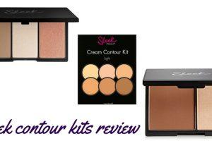 Sleek Contour Kits Review TheFuss.co.uk