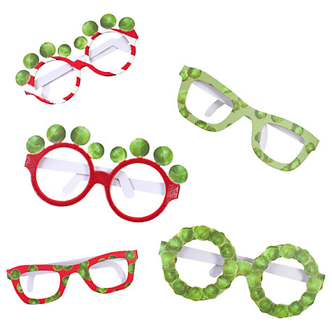 Talking Tables Sprout Novelty Paper Glasses