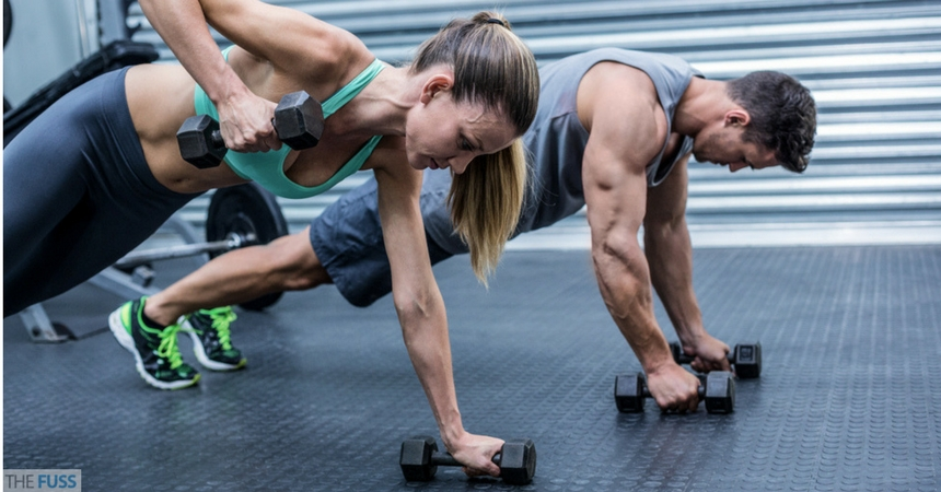 Tips to help you build muscle fast TheFuss.co.uk