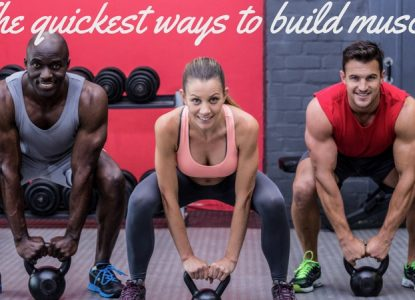 The quickest ways to build muscle TheFuss.co.uk