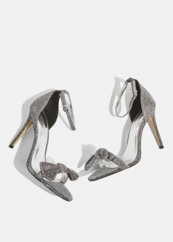Topshop MESMERISE Bow Heel Sandals