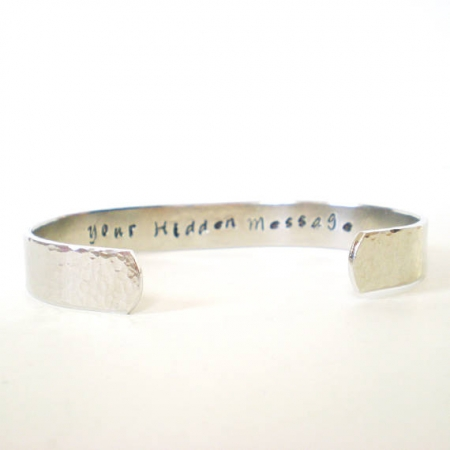 Hidden Message Bracelet
