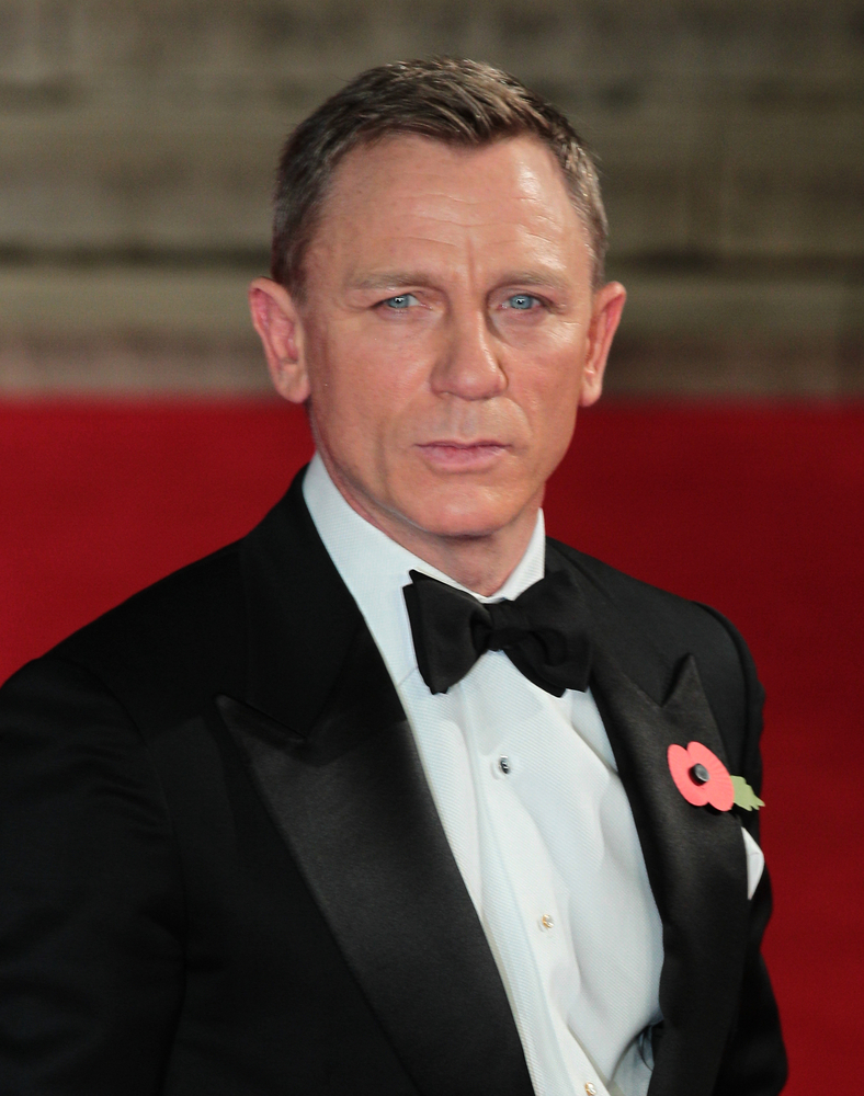 Daniel Craig will play James Bond for what looks to be the last time TheFuss.co.uk