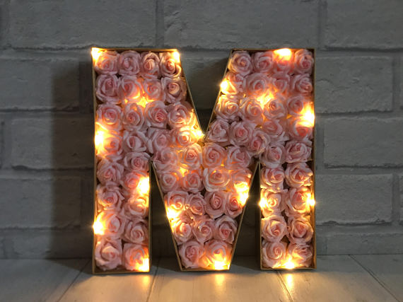 Mother's Day Gift Light Up Letter