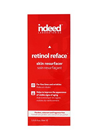 Indeed Laboratories Retinol Reface Review TheFuss.co.uk