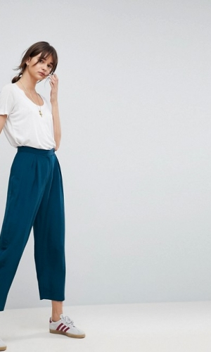 ASOS Tapered Peg Trousers