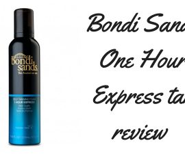 Bondi Sands One Hour Express Tan Review TheFuss.co.uk