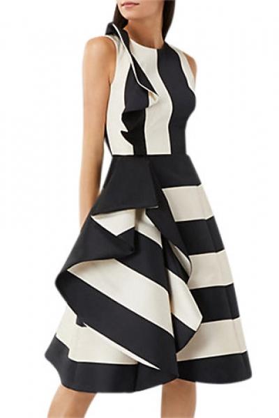 Coast Kemmy Ruffle Dress