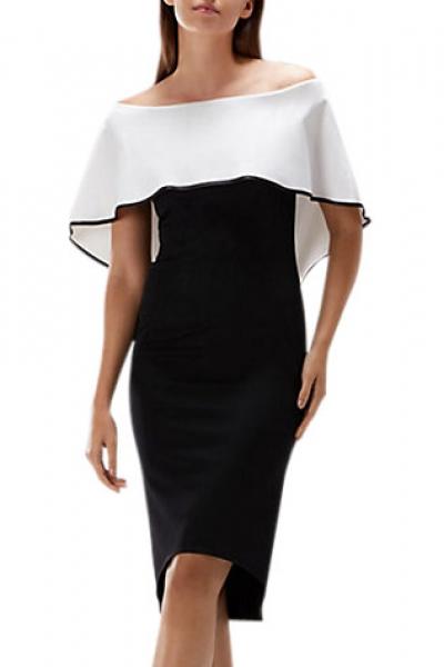 Coast Zahra Bardot Shift Dress