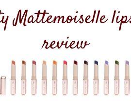 Fenty Mattemoiselle Review TheFuss.co.uk