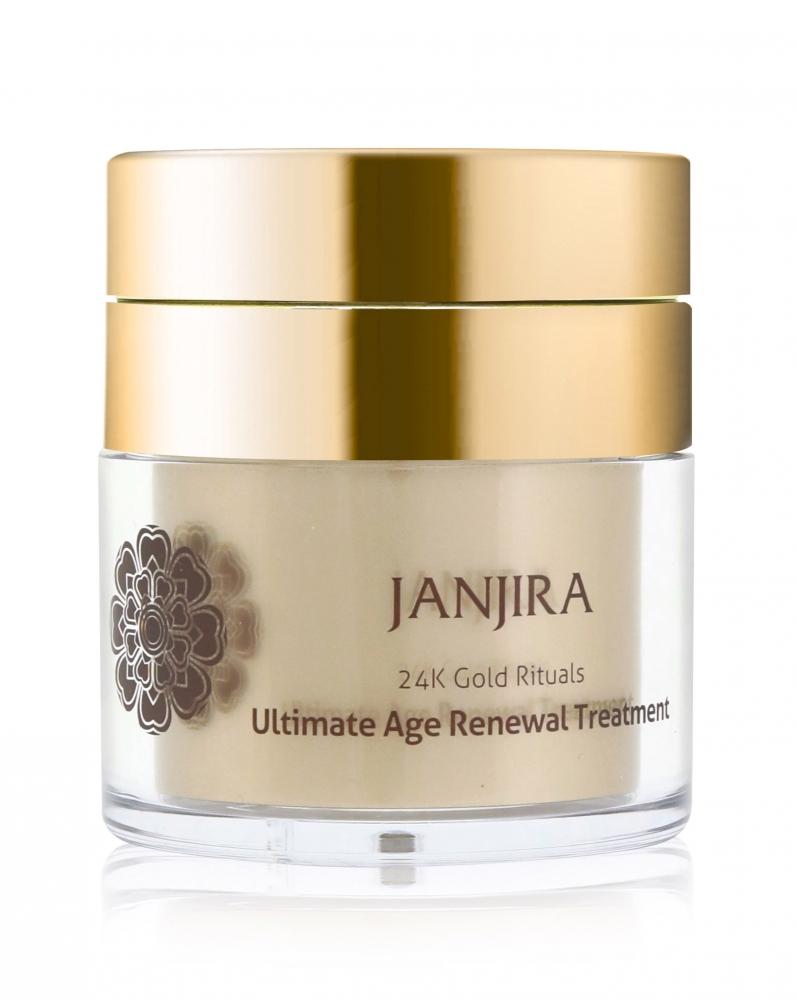 Janjira 24K Gold Rituals Ultimate Age Renewal Treatment
