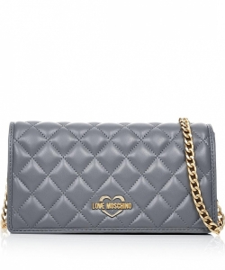 LOVE MOSCHINO Cross Body Chain Bag