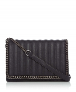 Label Lab Bella Quilted Shoulder Bag