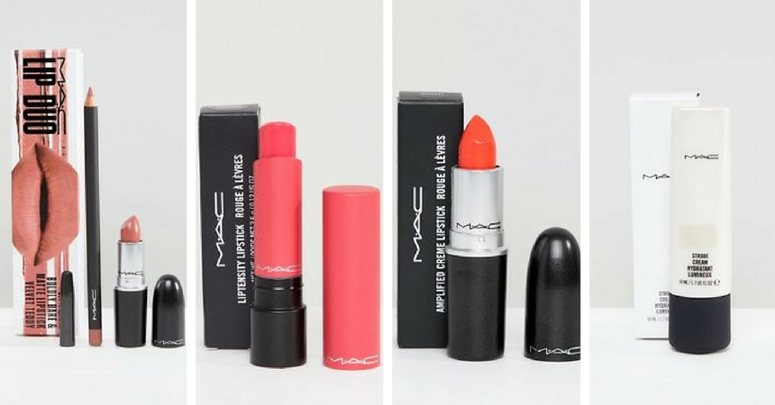 MAC Now Available To Shop On ASOS TheFuss.co.uk