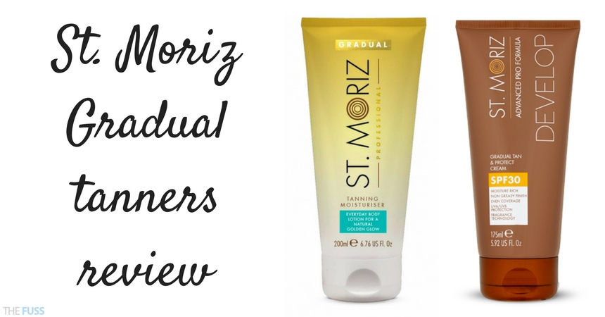 St Moriz Gradual Tanners Review TheFuss.co.uk