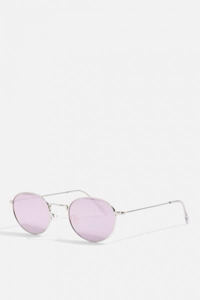 Topshop Revo Metro Flat Lens Sunglasses