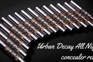 Urban Decay All Nighter Concealer Review TheFuss.co.uk