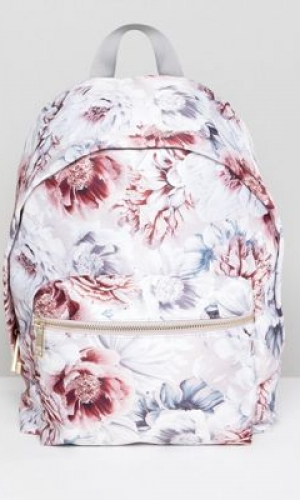 Forever New Floral Printed Backpack