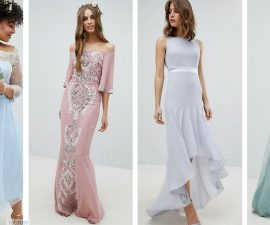 Gorgeous Bridesmaid Dresses you can buy on the high street TheFuss.co.uk