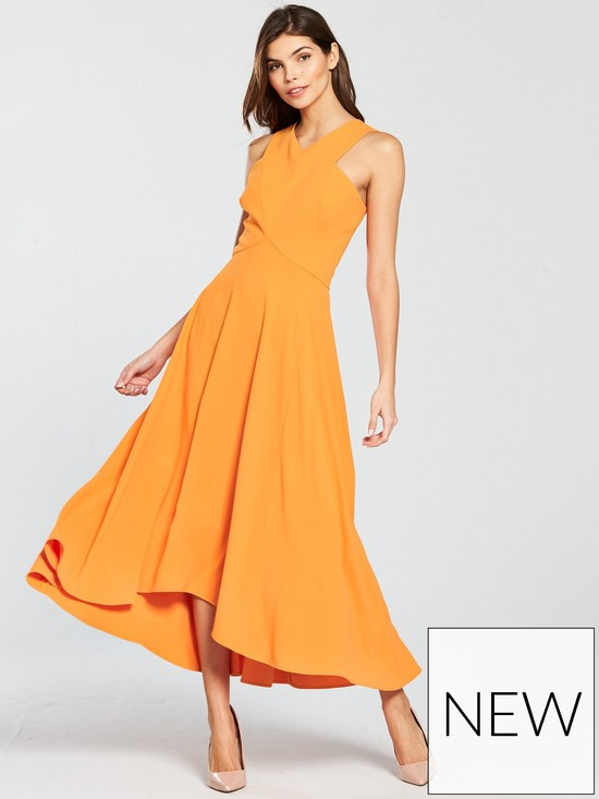 Karen Millen Colourful Midi Day Dress