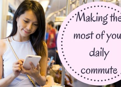 Making Th Most Of Your Daily Commute TheFuss.co.uk