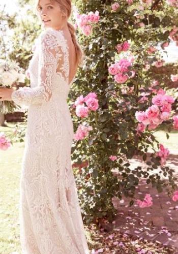 Next Ivory Embellished Bridal Dress