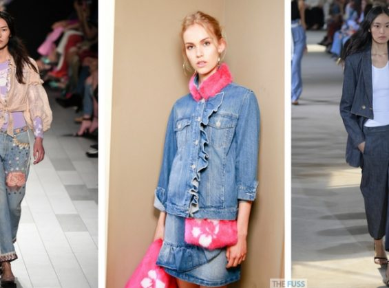 The Denim Pieces You Need In Your Spring 2018 Wardrobe