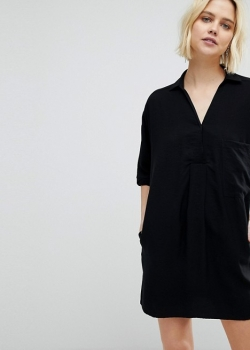 Whistles Lea Pocket Dress