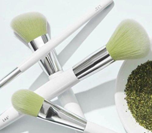 LAB 2 Green Tea Makeup Brushes