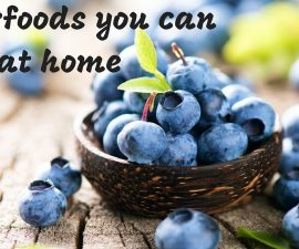 Superfoods You Can Grow At Home TheFuss.co.uk