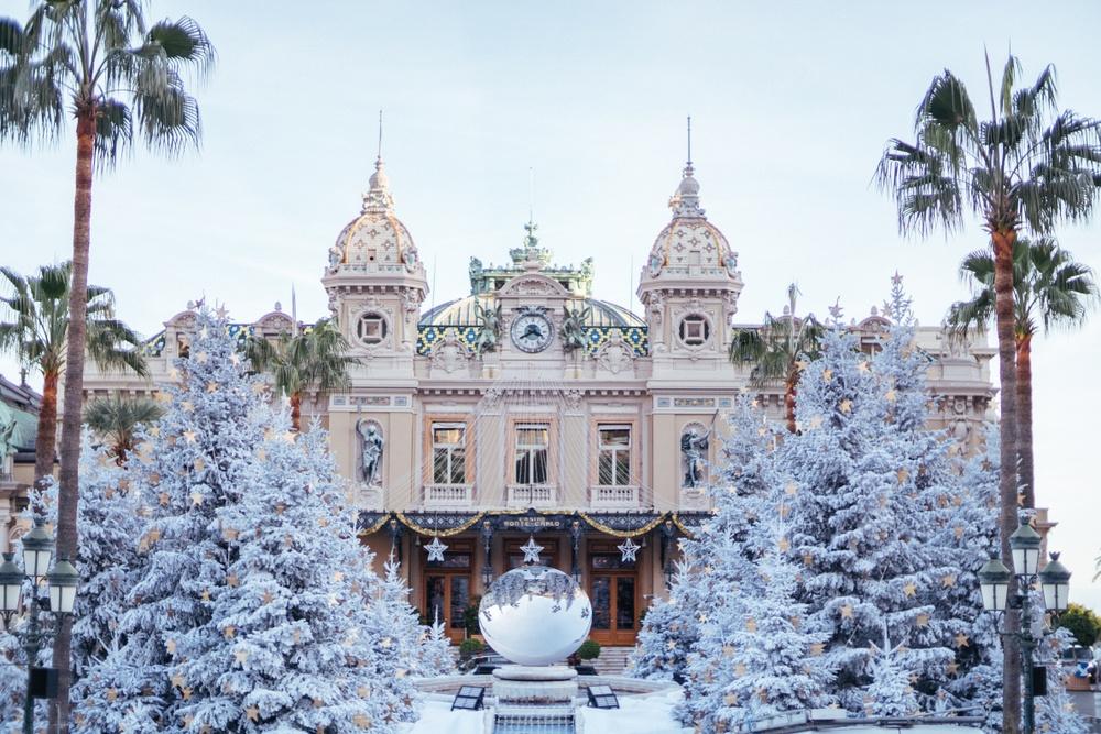 Monaco North Monaco Shutterstock Com