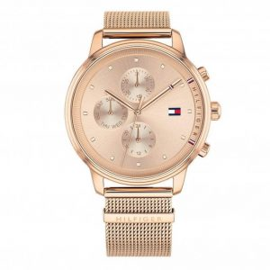 1781907 Blake Rose Gold Mesh Ladies Watch P34360 42853 Medium