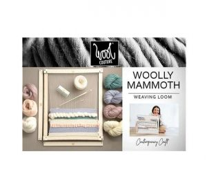 Wool Couture Woolly Mammoth Weaving Loom